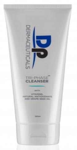 DP DERMACEUTICALS TRI-PHASE CLEANSER